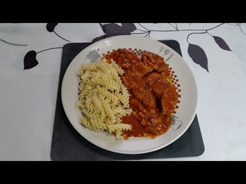 rouelle-de-porc-à-la-sauce-tomate-à-l'autocuiseur