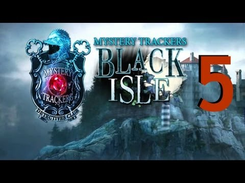 Mystery Trackers 3: Black Isle [05] W/YourGibs - Chapter 2 - West Wing 2/4