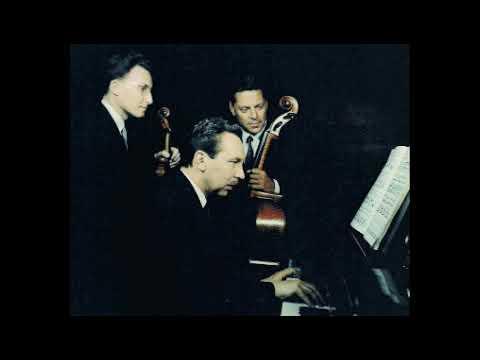 Haydn Piano Trio in E Hob.XV/28 - Trio di Trieste (1969)