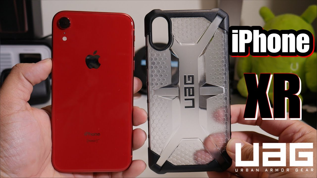 uag case for iphone xr