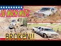 LIFTED DODGE, DURAMAX, POWERWAGON EXTREME MUDDING! *EVERYONE GETS STUCK*
