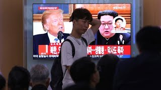 DIREKTE: Trump avlyser møte med Kim Jong-un