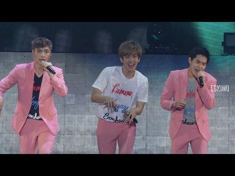 150723 러블리영콘서트 Love Me Right 백현 Focus