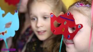 Как весело отметить детский день рождения. Как своими руками сделать маску. Идеи для творчества.(, 2016-03-10T20:33:33.000Z)
