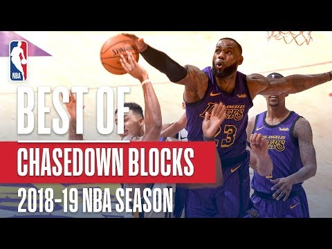 NBAs Best Chasedown Blocks | 2018-19 NBA Season |#NBABlockWeek