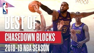 NBA's Best Chasedown Blocks | 2018-19 NBA Season |#NBABlockWeek