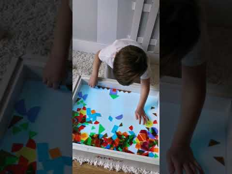 Art Light Activity Box 5-in-1. Art and Play.