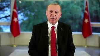 Cumhurbaşkanı Recep Tayyip Erdoğan'ın Ulusa Sesleniş konuşması - 25 Mart 2020