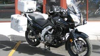 Suzuki V-Strom 650 XPEDITION 2011 Videos
