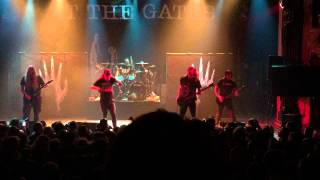 At the Gates - Slaughter of the Soul - (April 9th 2015) @ Corona Theatre (Montreal, Quebec).