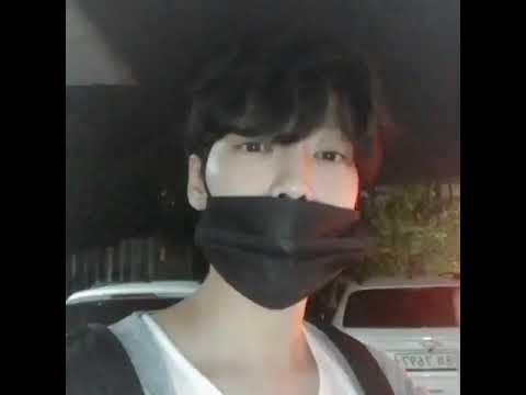 Park Hyungseok wink 😉 2017 new!
