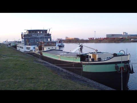 Dutch Barge Delivery Skipper