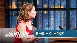 Download Game of Thrones' Emilia Clarke: Dothraki Is a Real Language Mp3 and Videos