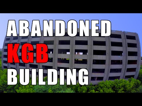 FPV FUN - Abandoned KGB building in Moscow