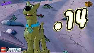 LEGO Dimensions Avventura Mattoncini #14 - Mondo Scooby Doo - PS4