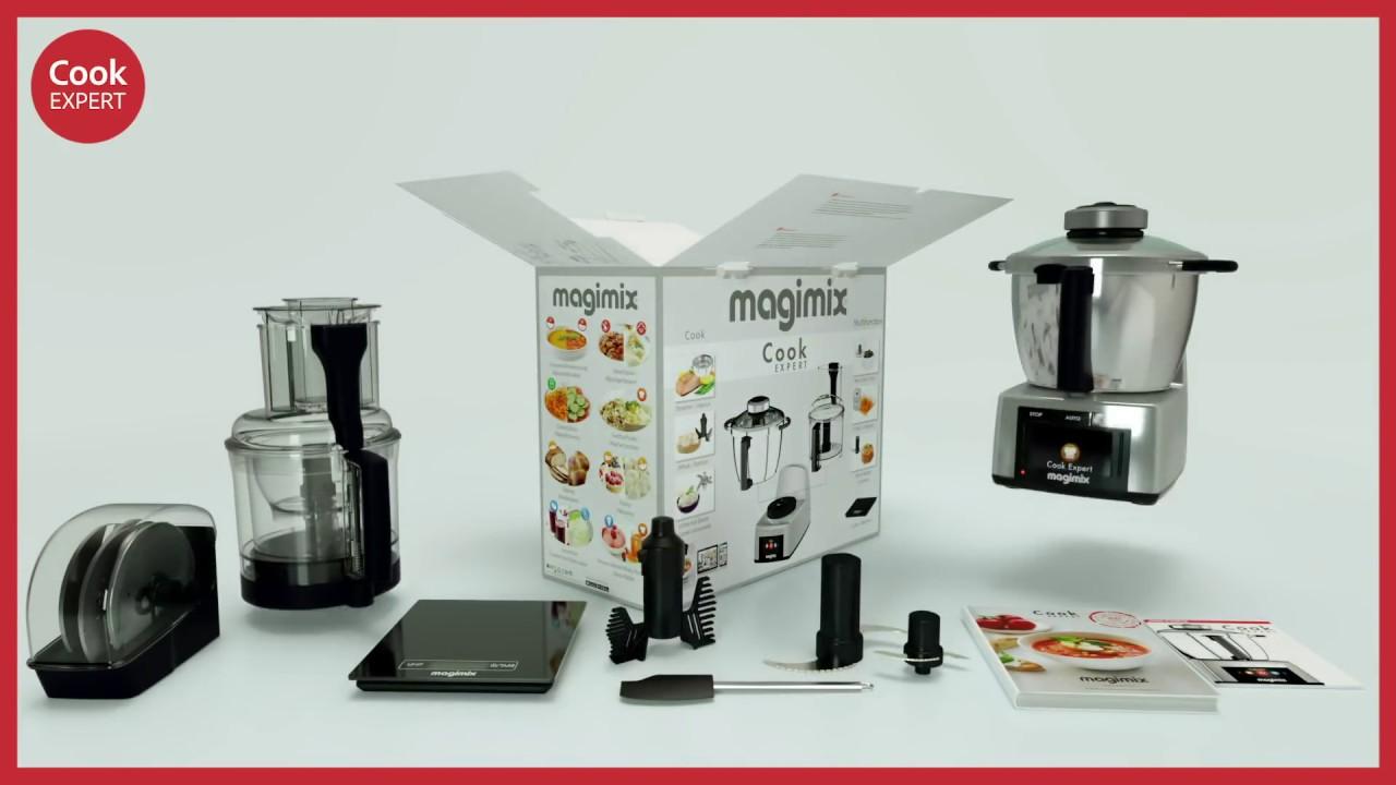Thermomix Ou Magimix Que Choisir mon avis objectif sur le robot multicuiseur cook expert de