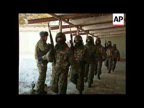 Russia - Anti Terrorism Training