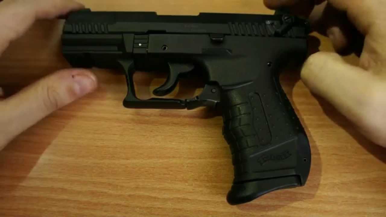 ТТ-СХ. Охолощенный пистолет ТТ под свето-шумовой патрон. Полная .
