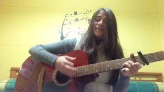 3am bet3ala2 fik/عم بتعلق فيك - Guitar cover - Nancy Ajram - By Melissa Gharibeh