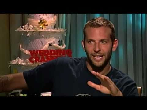 Bradley Cooper interview for Wedding Crashers