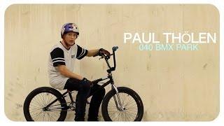 BMX PAUL THÖLEN - 040 BMX PARK EINDHOVEN