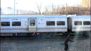 MNCR Harlem Line: Small tour of Hartsdale RR Station (With M7As)