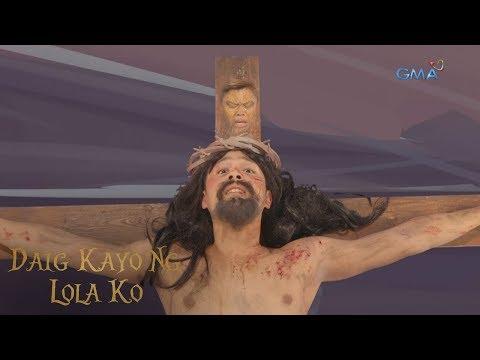 Daig Kayo Ng Lola Ko: The tree that was made for Jesus
