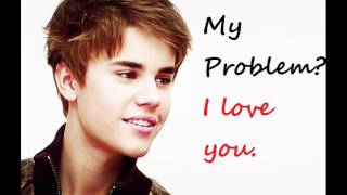 My problem? I Love You. : A Justin Bieber/ Greyson Chance Fan Fiction [ Intro ]