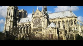 Impresionanta Poveste A Catedralei Notre Dame de Paris
