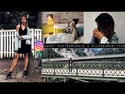 HOW TO: Instagram Photographie mit Smartphone + Bilderbearbeitung am Handy   Sofia Martinez