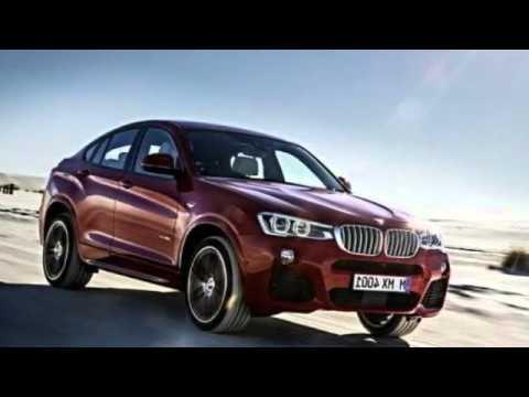 2018 BMW X4M Progettazione Edizione