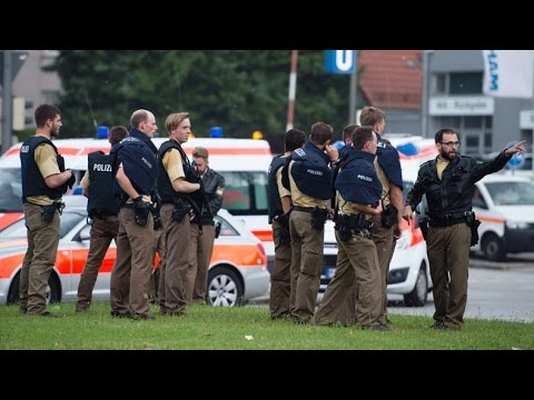 LIVE COVERAGE: Shooting rampage in Munich, multiple deaths reported, gunmen at large