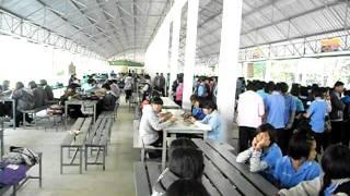 Lunchtime At Ubolratana School