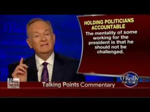 Bill O'Reilly: I Was Asked Why I Didn't Ask Obama About Birth Certificate