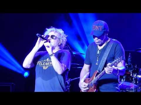 Sammy Hagar & Vic Johnson /  Dreams @ Jones Beach Theater 9/23/17