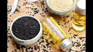 THE MANY HEALTH BENEFITS OF BLACK SESAME SEEDS