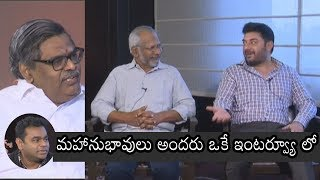 Nawab Movie FUNNY Interview | Mani Ratnam | AR Rehman | Arvind Swamy | Daily Culture
