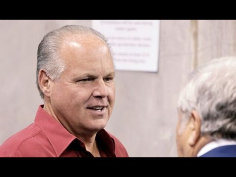 Rush Limbaugh Dropped To 3rd Tier Radio Stations