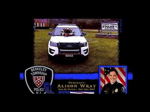 Sergeant Alison Wray Memorial