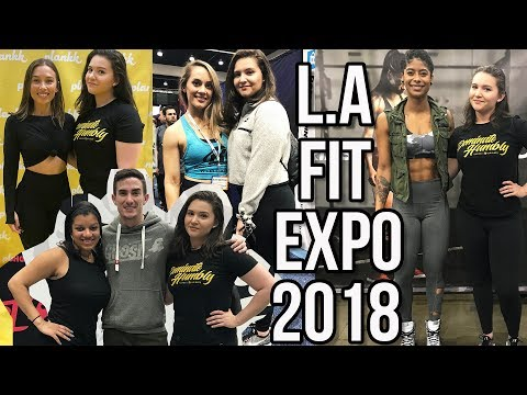 From DC to LA | Los Angeles Fit Expo 2018