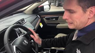 2018 Honda CR-V EX AWD presented by Jeremy Rees of Victory Honda in Muncie Indiana