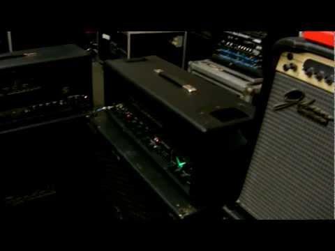 Sonny Mayo's (Sevendust) Randall Guitar Rig!