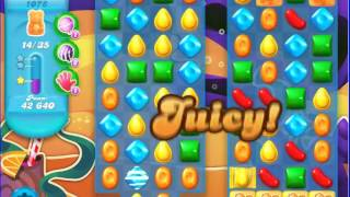 Candy Crush Saga SODA Level 1078 CE