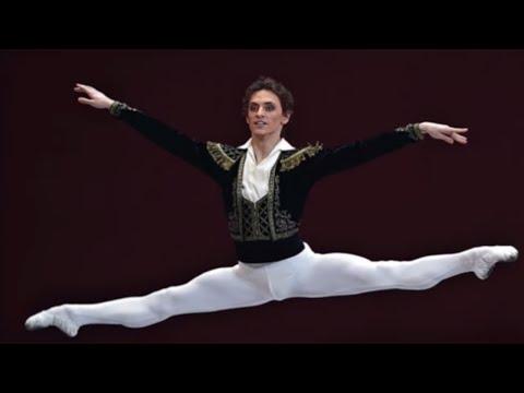 "Sergei Polunin / Сергей Полунин ""White Tights"" ...a ballet|балет iMovie by Pam Boehme Simon"