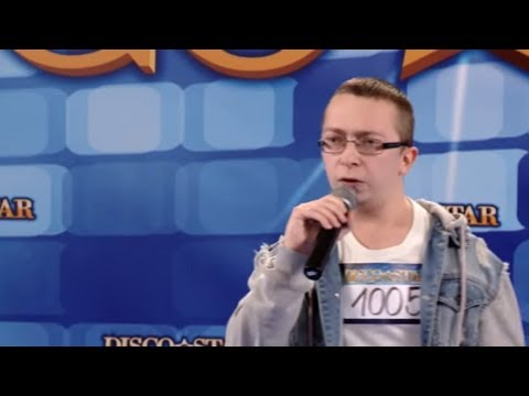 """Disco Star 2018 – Patryk Mróz """"Jeden gest"""""""