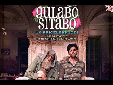 Download GULABO SITABO HINDI MOVIE (2020) 720P
