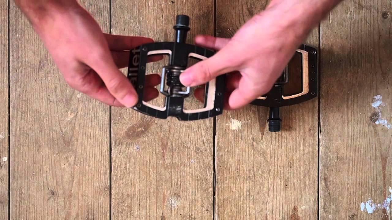 Noir Crank Brothers Plat//Mallet Pin Kit 8mm