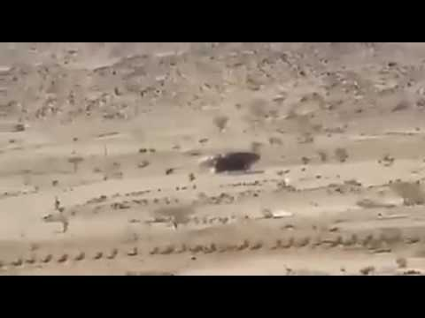 Spaceship In Arab Country
