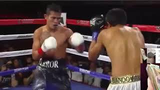 Recky Dulay VS Juan Sandoval (Genaro Gamez)