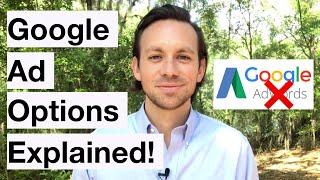 Google Ads vs Adwords vs Adwords Express vs Smart Campaigns